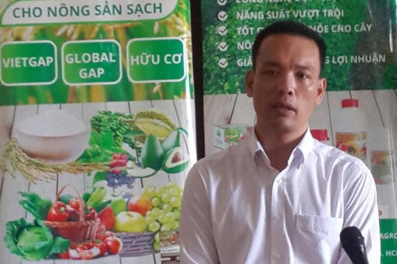 Tọa đàm trao đổi với Liên Minh HTX Kiên Giang